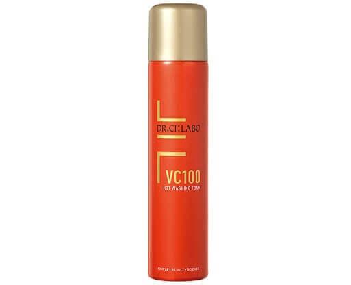 VC100ホットウォッシングフォーム