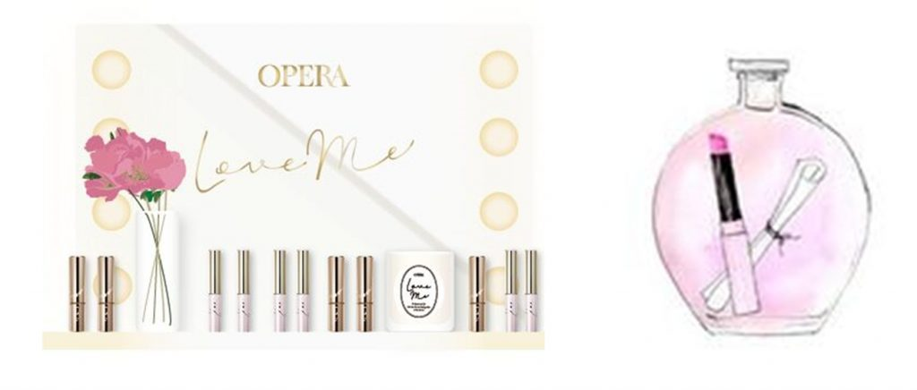 """OPERA #恋するくちびる リリースイベント@表参道""""Love Me Lip♡"""""""