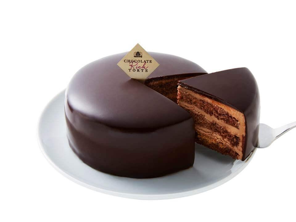 チョコレートリッチトルテ
