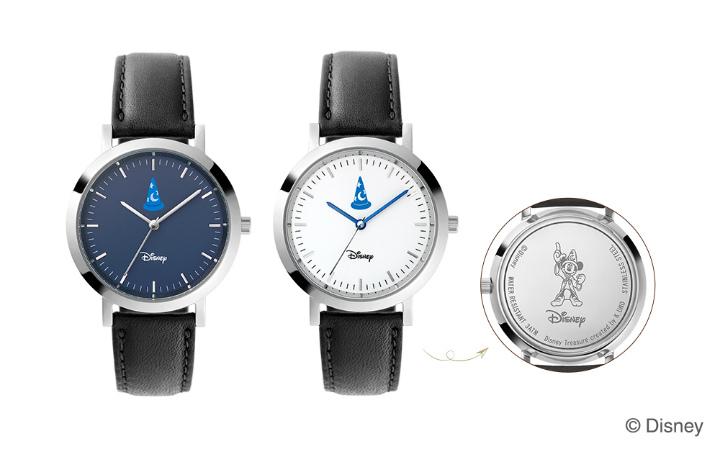 34mmサイズの「ファンタジア Magical Hat 腕時計」