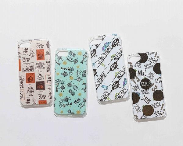 Lycka モバイルケース 各2,500円(税抜)