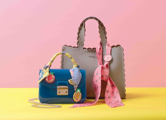 b96c6bec32f3 同キャンペーンでは、「水の都ヴェネチアへの旅」がテーマの同コレクションの中から、バッグ、財布、腕時計などの計100種類の新品が販売される。