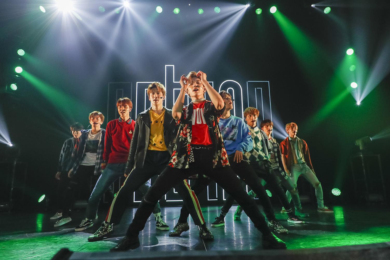 NCT 127、日本活動へ意気込み「新しい繋がりを作りたい!」 ショーケースラスト公演で2万人熱狂