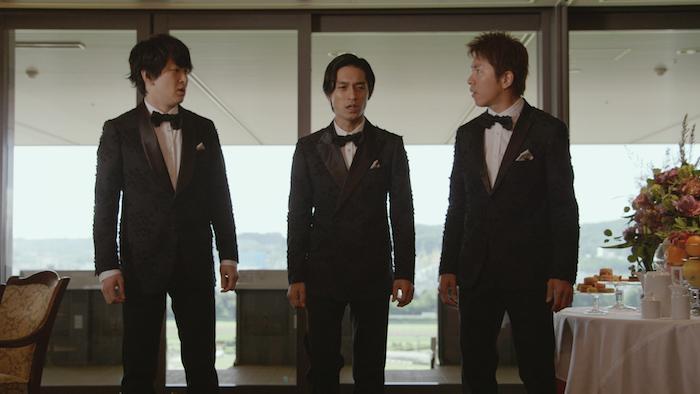 関ジャニ∞の横山・村上・錦戸の3人が国歌斉唱にど緊張!?