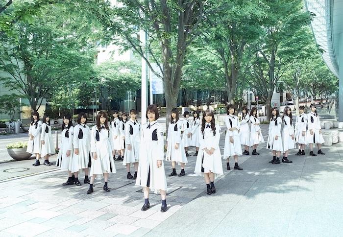 けやき坂46が走り出す 新曲『期待していない自分』のMVがついに解禁