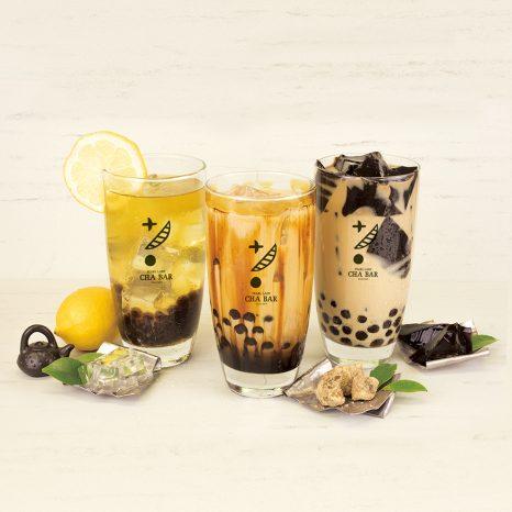 お茶とタピオカの専門店で台湾フェアを開催 黒糖アッサム茶ラテなどが登場