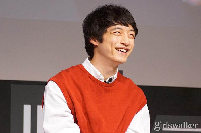 魅惑の少年スマイル♡坂口健太郎が一緒に添い寝したいのは…!?