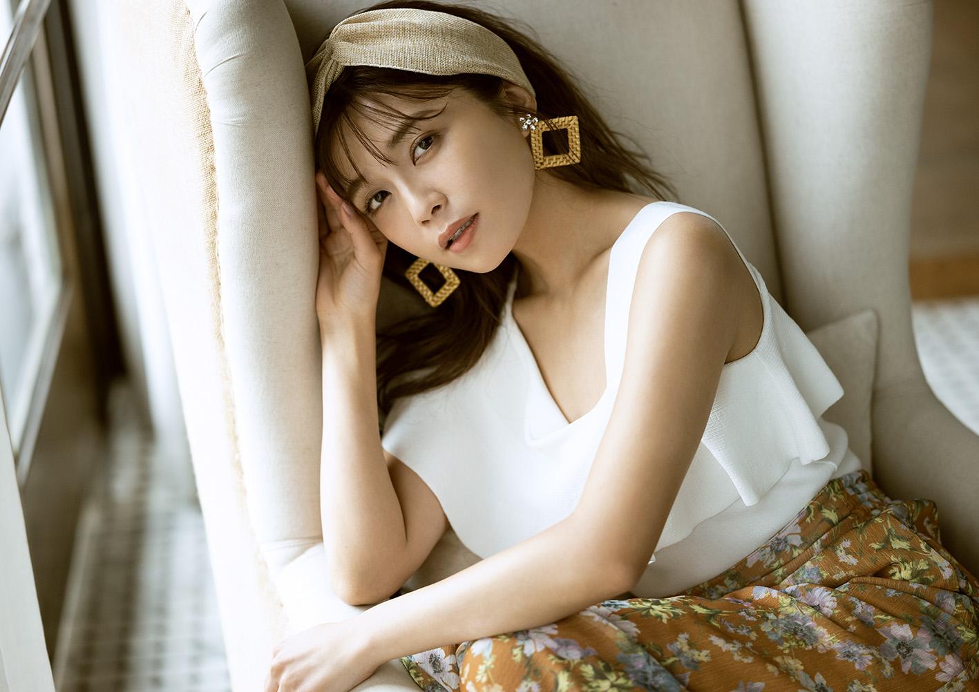 宇野実彩子、誕生日に本人デザインのコラボアクセサリーを発売♡