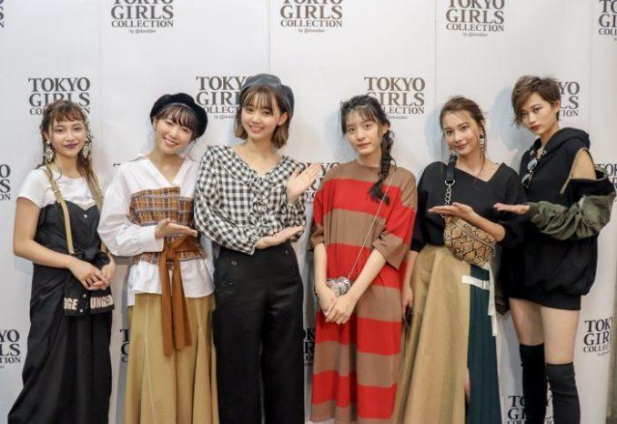 TGC富山に出演した飯豊まりえ、江野沢愛美、Nikiと一緒に写る中学生に注目が集まる