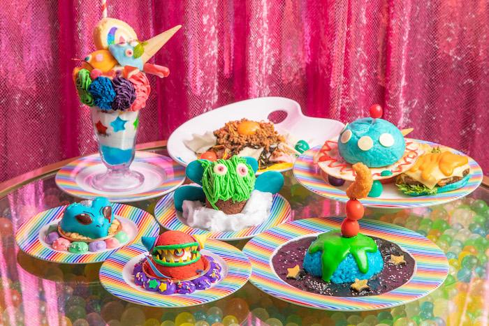 キモ可愛いが炸裂!「KAWAII MONSTER CAFE 3周年記念フェア」開催