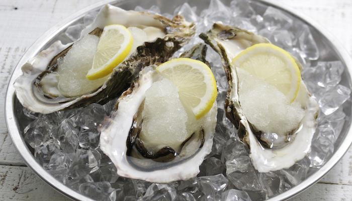 """残暑に食べたい""""牡蠣氷""""!8月末までの期間限定で販売"""