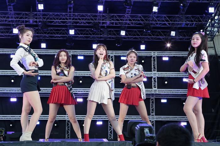 Red Velvetが「a-nation」で初の日本アリーナツアーを発表 来年1月に3都市で開催