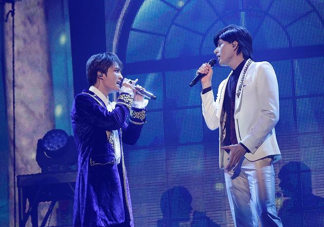 ジェジュン&城田優の王子様系ユニット「J&U」がサプライズ実現! ジェジュン新曲&ツアー開催も発表