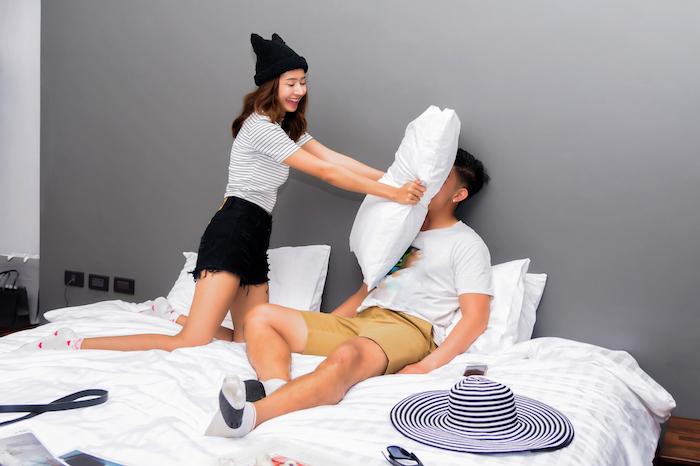 彼氏が初めて家に来る!女子力の高い部屋を作る簡単な方法とは?