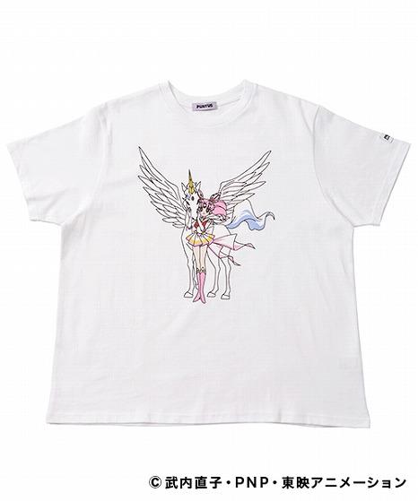 プリントリンガーTシャツ