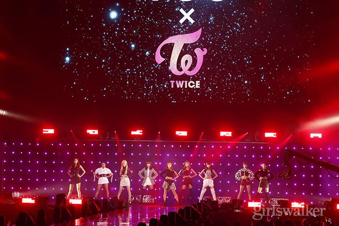 TWICE / TGC 2018A/W