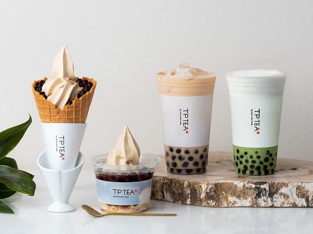 春水堂プロデュースの台湾ティースタンド「TP TEA」2号店がオープン