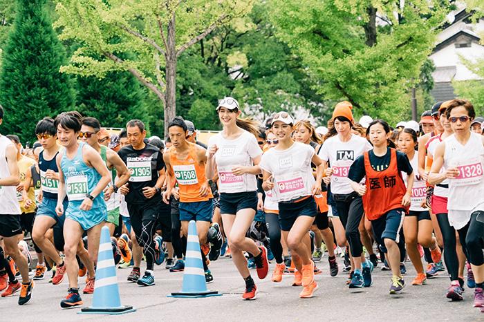 高崎美スタイルマラソンで10kmランに初挑戦!