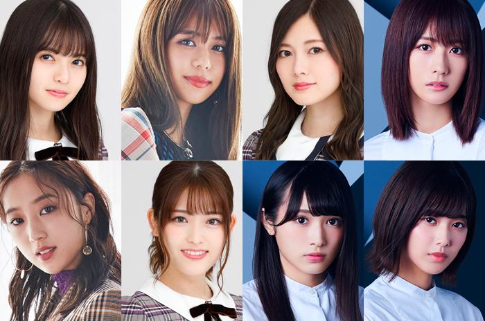 乃木坂46、 E-girls、けやき坂46、欅坂46からゲストモデル多数出演決定! WINNERのスペシャルライブも!
