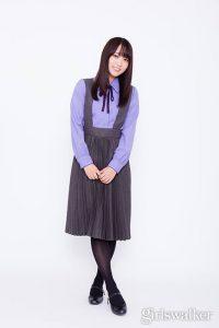 ザンビ_チームBLUE_欅坂46菅井友香01