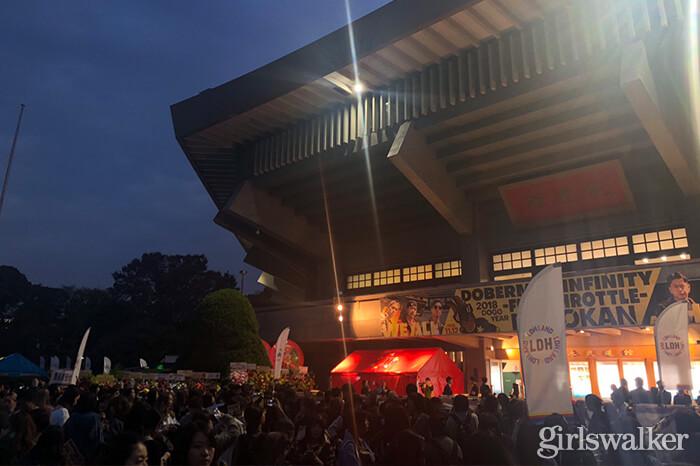 DOBERMAN INFINITY_日本武道館