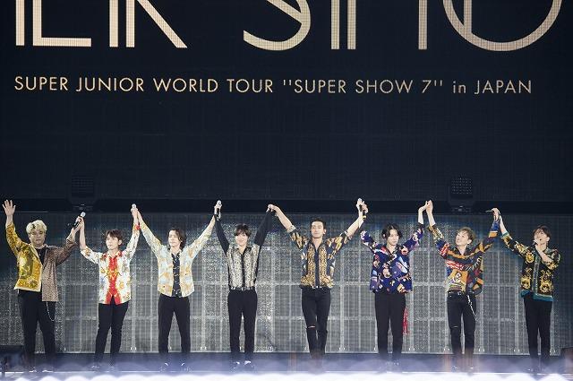 SUPER JUNIORの東京ドーム公演が終了!2日間で10万人を動員しK-POPの盛り上がりを証明