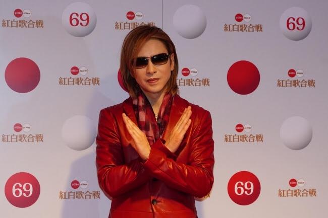 YOSHIKI紅白