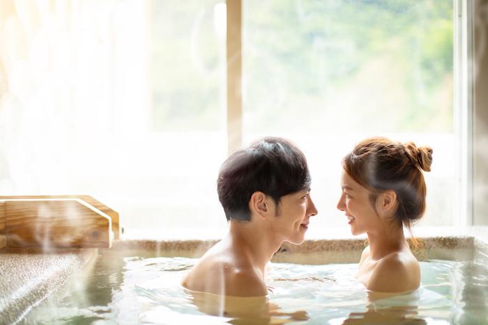 癒しの温泉デートで距離も縮まる♡東京から日帰りで行けるスポットを紹介!