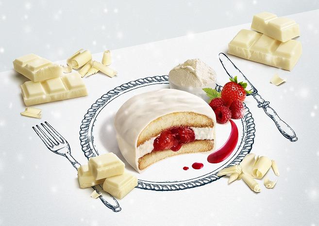 1日50個限定の幻のホワイトチョコパイが登場♡消費期限2日の本格的な生品質