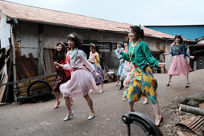 映画「セブンガールズ」s-dance