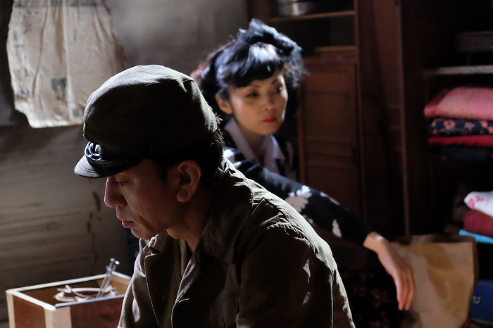 映画「セブンガールズ」s-army_and_panpan