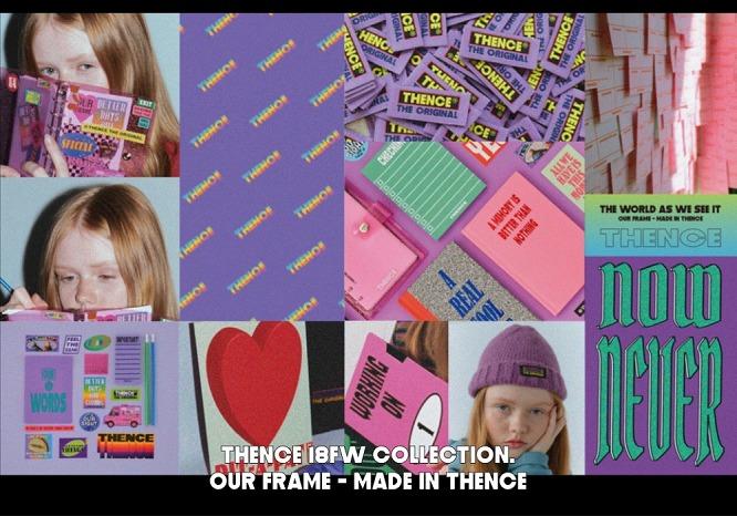 韓国で大人気の雑貨ブランド「THENCE」が待望の日本初上陸