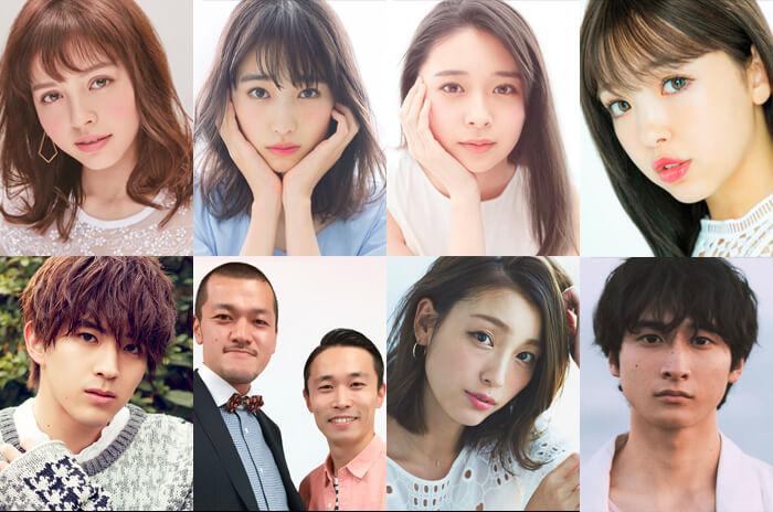 『ONE PIECE』とのコラボカフェも登場!『TGC 熊本 2019』に藤田ニコルや木下優樹菜ら追加出演者決定!