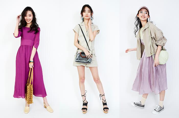 TGCが提案する2019春夏トレンドファッション&メイク発表!