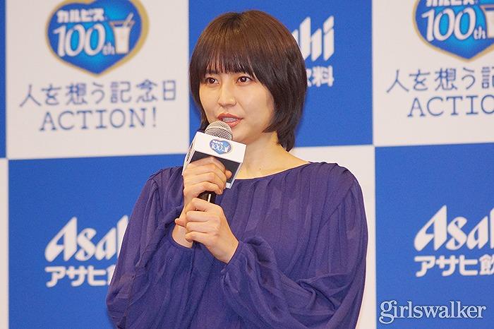 永野芽郁、CMの先輩・長澤からお墨付きを受け「キラキラ輝いてる」
