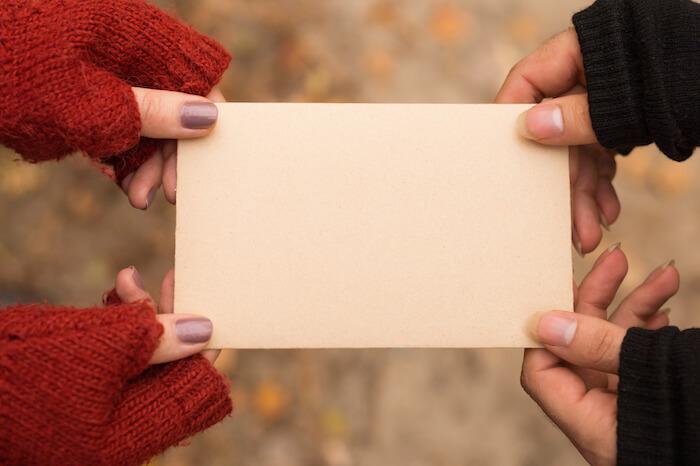 彼氏が彼女からもらって嬉しい手紙って書き方のコツを教えます