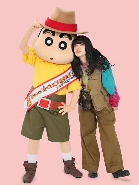 2019年映画クレヨンしんちゃん、主題歌はあいみょん!「小さい頃から大好き」