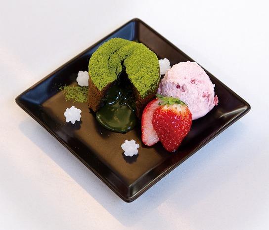 東京にいながら京都を感じる!京都バレンタインカフェではんなり気分を味わって♪