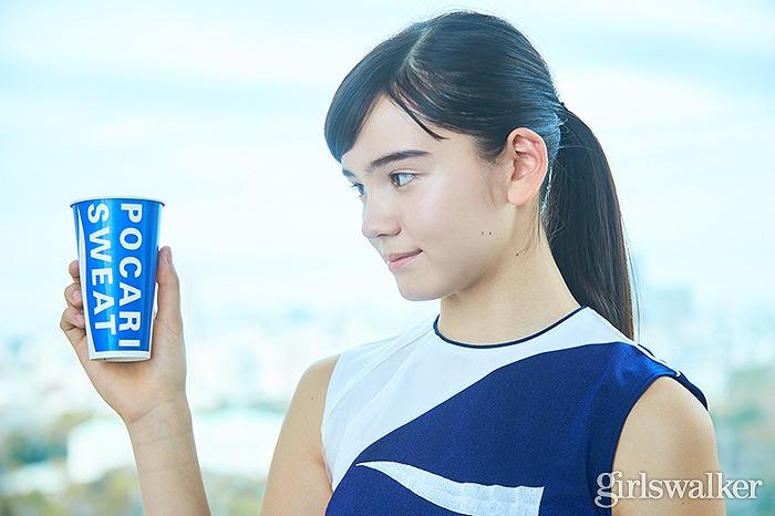弱冠13歳!4代目ポカリガール・大村のえみインタビュー「憧れは中条あやみさん」