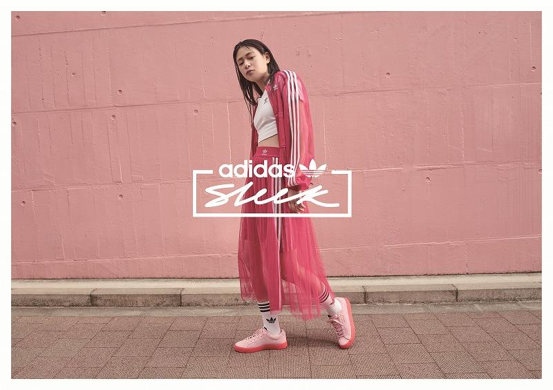 adidasから女子に向けた新シリーズ登場♡カラフルでクラシックなデザインに一目惚れ