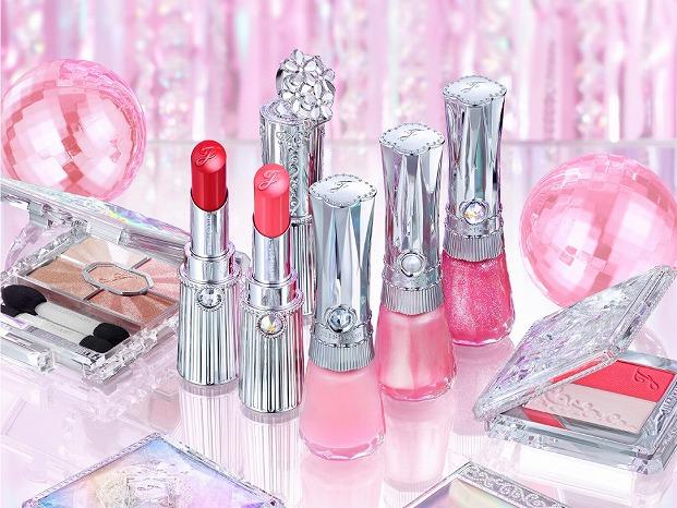 ネイルはピンクだけで30色も♡ジルスチュアートの新作はキラキラでいっぱい