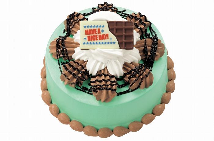 チョコミントを楽しみ尽くせる!31の新作アイスケーキがアメリカンな美味しさ