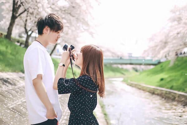 二人で可愛い写真を撮りたい!カップルにオススメの撮影ポーズ7選