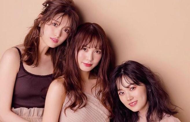 """最強メンツ?な""""坂道三姉妹""""の初共演企画が話題 「ほんとにほんとに大好きな3人」"""