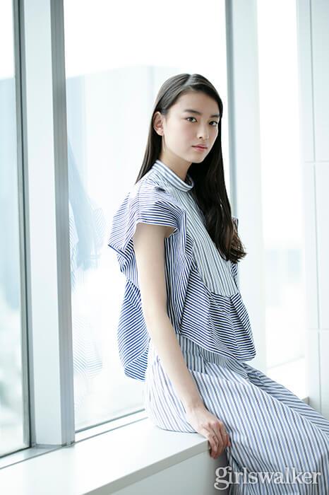 茅島みずき、デビューのきっかけはゴルフの挫折…170cmの14歳美少女が ...