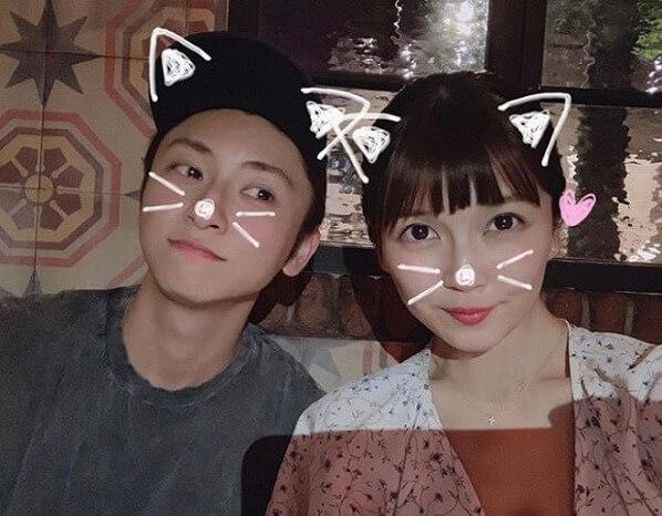 宇野実彩子&與真司郎、仲良し再会ショットにファン歓喜「眼福すぎて…」