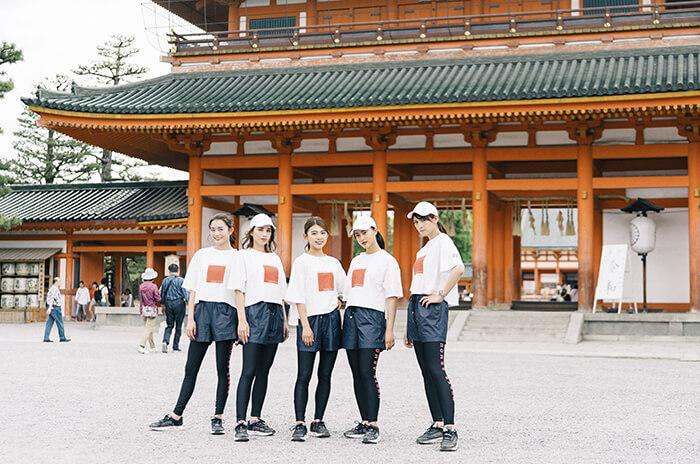 風情ある街並みを満喫!新緑も美しい古都・京都でランニング