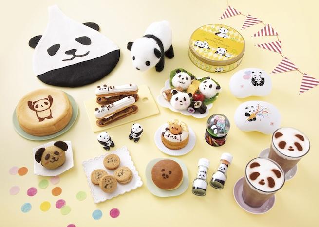 シャンシャン2歳の誕生日をお祝い♪上野のパンダグッズを一気見せ