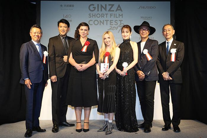 GINZA FILM CONTEST 2019