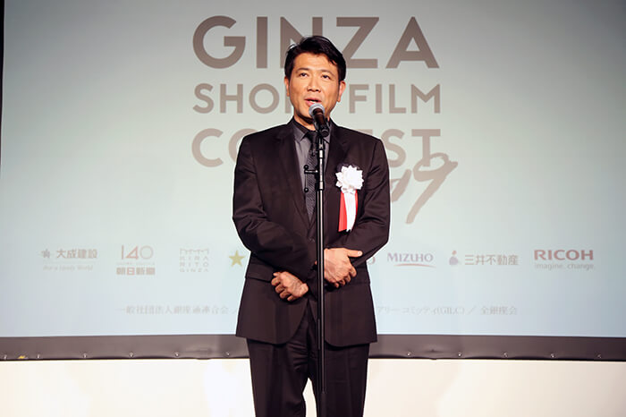GINZA FILM CONTEST 2019_別所哲也01